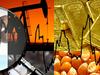 Thị trường ngày 20/11: Giá dầu và vàng lao dốc, gạo Thái Lan cao nhất 2 năm