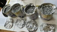 20.000 viên thuốc lắc 'đầu lâu' giấu trong hộp sữa bột gửi từ Đức về Việt Nam