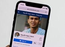 Giả mạo Facebook người hùng cứu bé gái để xin tiền
