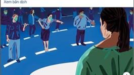 """Dân mạng sục sôi quanh câu chuyện """"bệnh nhân 17 chữa Covid-19"""" trên báo Mỹ"""