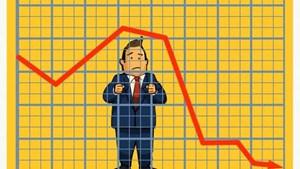 Thị trường chứng khoán đỏ rực, VnIndex mất 10 điểm