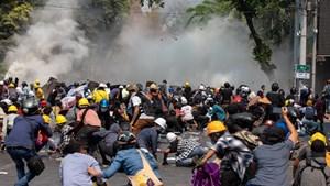 38 người biểu tình thiệt mạng trong một ngày, quân đội Myanmar lên tiếng