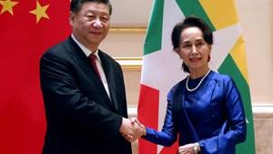 """Trung Quốc """"sẵn sàng hỗ trợ giải quyết khủng hoảng tại Myanmar"""""""