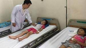 Hà Nội: Nhiều học sinh nhập viện vì rối loạn tiêu hóa sau bữa ăn tại trường