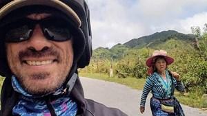 Người đàn ông Nga 6 năm phượt xe máy khắp Việt Nam
