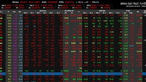 Chứng khoán đảo chiều, cổ phiếu ngân hàng điều chỉnh sâu