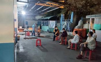 """Đêm nay, lấy mẫu xét nghiệm """"thần tốc"""" khoảng 1.000 nhân viên sân bay Tân Sơn Nhất đi làm ngày mai"""