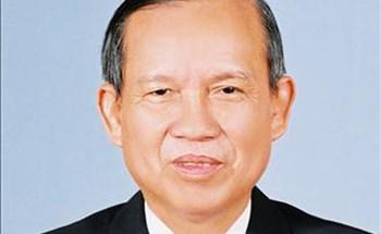 Nguyên Phó Thủ tướng Chính phủ Trương Vĩnh Trọng từ trần