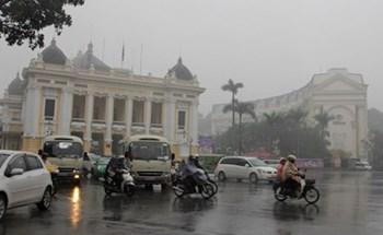 Dự báo thời tiết hôm nay 3/3: Hà Nội có mưa phùn, trời rét
