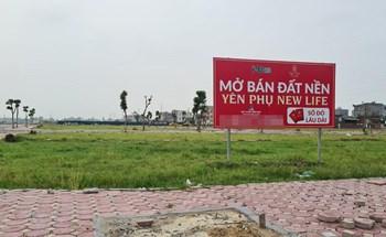 Bắc Ninh 'lệnh' kiểm tra loạt dự án bất động sản 'bán lúa non'