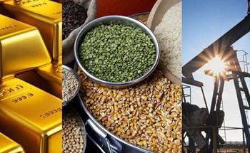 Thị trường ngày 30/3: Giá vàng giảm hơn 1%, cao su tăng lần đầu tiên trong 5 phiên, dầu và thép tăng mạnh