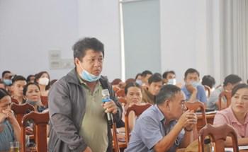 """Quảng Nam siết hoạt động bất động sản, """"cò"""" đất"""