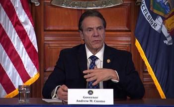 Em trai Thống đốc New York mắc COVID-19