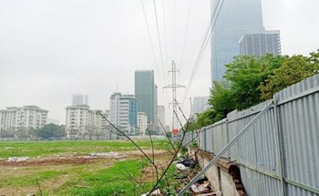 Hà Nội: Nhiều chủ dự án 'ôm' đất không hợp tác với chính quyền địa phương