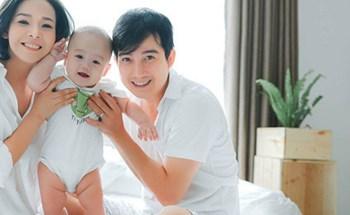 """Đời thực viên mãn bên chồng nổi tiếng của Diễm Hương """"Tình yêu và tham vọng"""""""