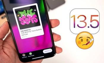 iOS 13.5 chính thức được phát hành với nhiều tính năng nóng