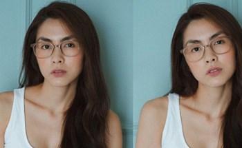 """Tăng Thanh Hà khoe tăng 5 kg, """"có da có thịt"""" hơn lại càng xinh xuất sắc"""