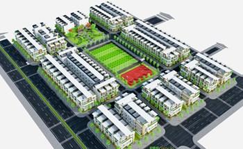 Công ty Hoàng Hà là chủ đầu tư dự án nhà ở thương mại 2,7ha tại Hải Phòng
