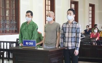 """3 người đàn ông buồn bã """"xin cơ hội được sống"""" khi bị tuyên tử hình"""