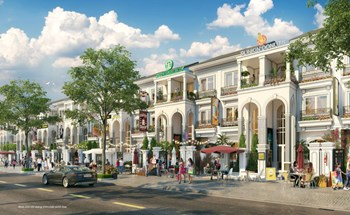 """Vinh Heritage """"trình làng"""" Shopvilla240 Premium - Phiên bản nâng cấp hoàn hảo của Shophouse107"""