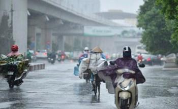 Dự báo thời tiết hôm nay: Miền Bắc có mưa to và dông