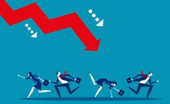 Hàng loạt cổ phiếu bất ngờ giảm sàn, VnIndex rơi 56 điểm trong sự bất ngờ của nhà đầu tư