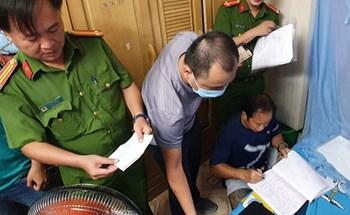 Hơn 100 chiến sĩ đánh sập đường dây đánh bạc hơn 3.000 tỉ đồng ở Đà Nẵng và Gia Lai