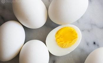 n trứng sống hay chín tốt hơn?