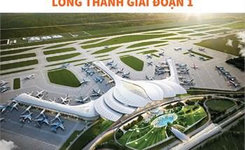 Khởi công xây dựng sân bay quốc tế Long Thành (Giai đoạn 1)