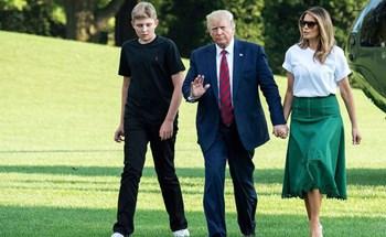Gia đình Trump tính rời Nhà Trắng trước khi ông Biden nhậm chức