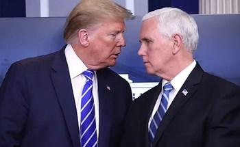Ông Trump gặp ông Pence trước sức ép bị phế truất