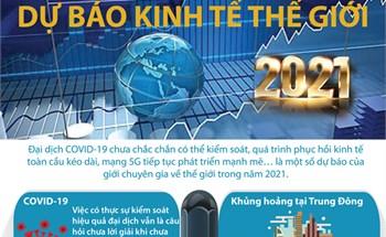 Dự báo thế giới trong năm 2021