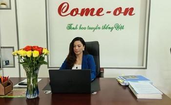 CEO NGUYỄN THỊ HÀ -KHÁT VỌNG ĐƯA THẢO DƯỢC NÔNG THÔN VƯƠN TẦM QUỐC TẾ