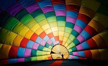 Khinh khí cầu Việt vào top ảnh đẹp nhất trên tạp chí Mỹ