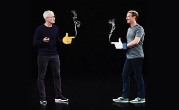 Tim Cook 'sốc' khi bị Facebook chỉ trích