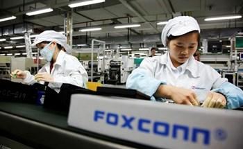 Foxconn 'đặt cược' vào Việt Nam