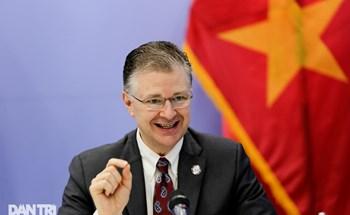 """Đại sứ Mỹ gửi lời cảm ơn Việt Nam: """"Trong hoạn nạn mới biết bạn tốt"""""""