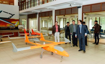 Việt Nam lần đầu tổ chức giải đấu máy bay không người lá