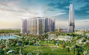 Eco-Green Sài Gòn mở bán những căn đẹp nhất dự án