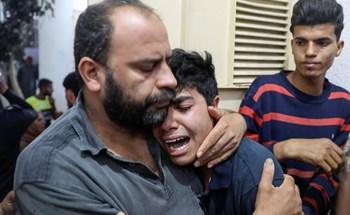 """""""Địa ngục trần gian"""" trong các bệnh viện ở chảo lửa Gaza"""