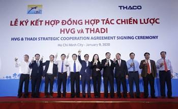 Thuỷ sản Hùng Vương (HVG): Cùng THADI lập công ty heo giống và thức ăn chăn nuôi vốn điều lệ 556 tỷ đồng