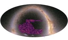 Bản đồ vũ trụ rộng 7 tỷ năm ánh sáng