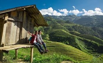 Đôi bạn đồng hành hơn 100 chuyến du lịch suốt 7 năm