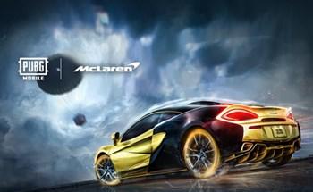 Hợp tác hãng xe MCLAREN, PUBG Mobile tung sự kiện siêu hấp dẫn làng game tháng 6