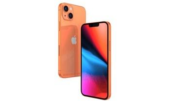 iPhone 13 sẽ có màu cam đồng?
