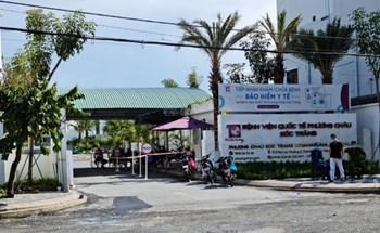 Bệnh viện Phương Châu Sóc Trăng tạm ngừng tiếp nhận bệnh nhân