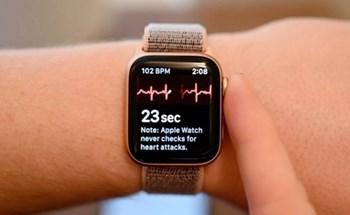 Cô gái thoát chết nhờ Apple Watch