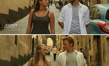 Cặp đôi đi khắp thế giới tái hiện cảnh phim nổi tiếng