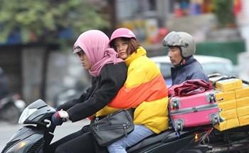 Tết Dương lịch rét đậm, rét hại: Những lưu ý để tránh bệnh tật