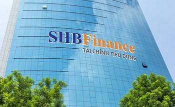 SHB Finance đẩy mạnh chuẩn hoá quốc tế